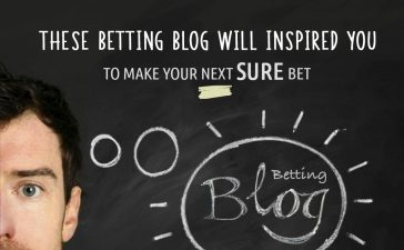 These betting blog will inspired you to make your next SURE bet