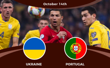 Ukraine - Portugal (October 14th) - UEFA European Championship Qualifier (REVIEW)