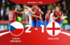 Czech Republic 2 - England 1 (October 11th) - UEFA European Championship Qualifier (REVIEW)
